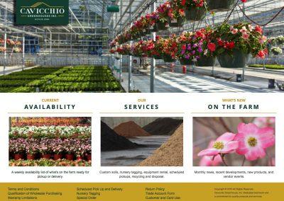 Cavicchio Garden Center