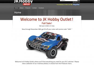JK Hobby