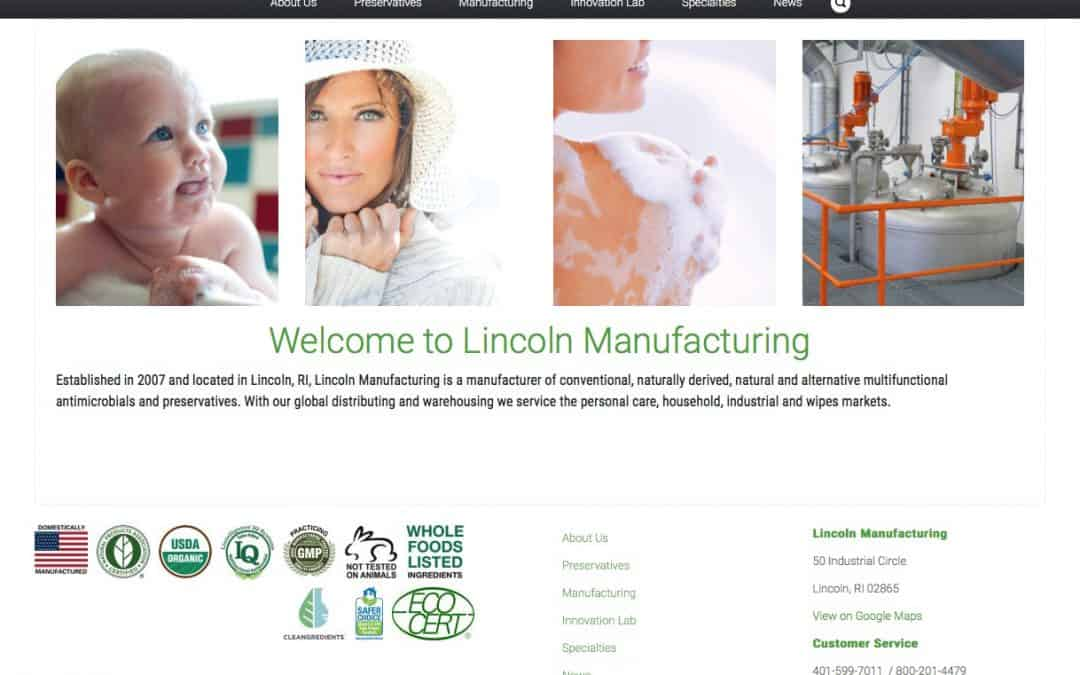 Lincoln Manufacturing