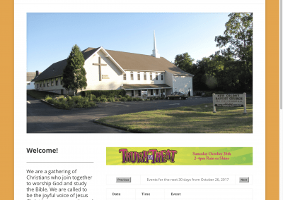 New Colony Baptist Church