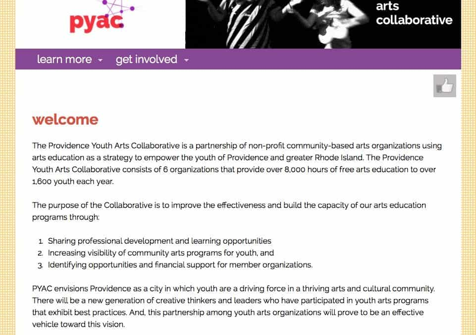 Providence Youth Arts Collaborative