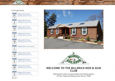 Billerica Rod & Gun Club